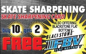 SKATE SHARPENING CARD