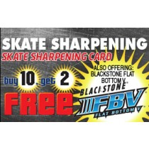 SKATE SHARPENING CARD
