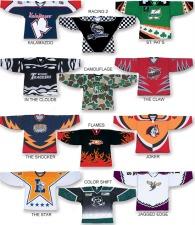 Sublimed jerseys